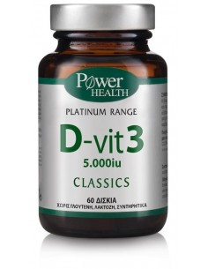 Power Health Platinum D Vit...
