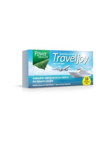 Power Health Travel Joy 10caps - 5200321010008