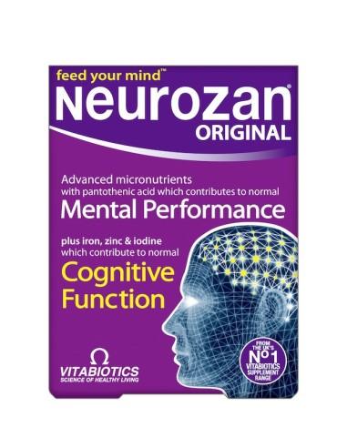 Vitabiotics Neurozan 30tabs - 5021265243822