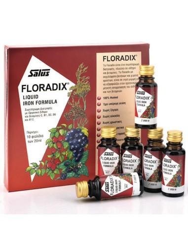 Power Health Floradix 10 X 20ml