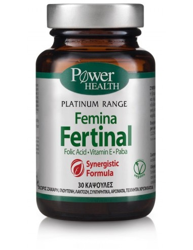 Power Health Femina Fertinal 30caps