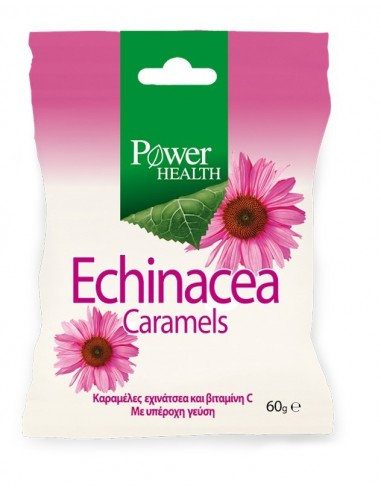 Power Health Echinacea Caramels 60gr - 5200321007596