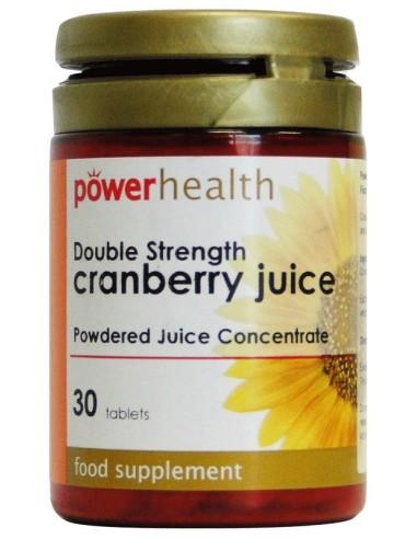 Power Health Cranberry Juice 4500mg 30 - 5013007011226