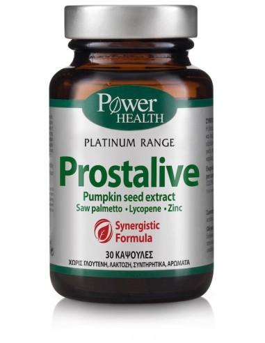 Power Health Classics Platinum Prostalive 30caps - 5200321009545