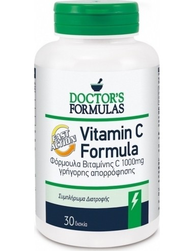 Doctor's Formulas Vitamin C 1000mg...