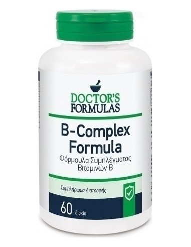 Doctor's Formulas Vitamin B-Complex...