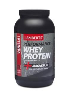 Lamberts Whey Protein Γεύση Βανίλια 1000gr - 5055148405663