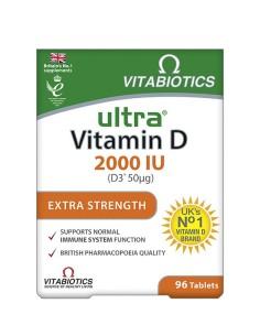 Vitabiotics Ultra Vitamin D...