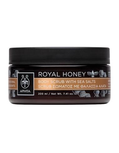 Apivita Scrub Σώματος Royal Honey 200g
