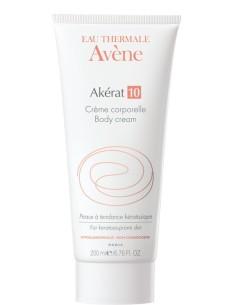 Avene Akerat 10 Crème Corporelle 200ml - 3282779004121