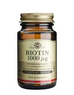 Solgar Biotin 1000μg...