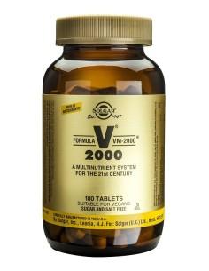 Solgar Formula Vm 2000 180tabs