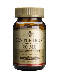 Solgar Gentle Iron 20mg...
