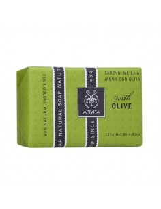 Apivita Σαπούνι Με Ελιά 125g