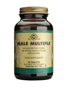 Solgar Male Multiple 60tabs