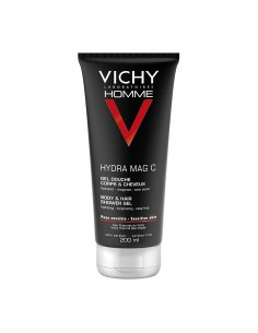 Vichy Homme Hydra Mag-C Shower Gel 200ml - 3337871320355