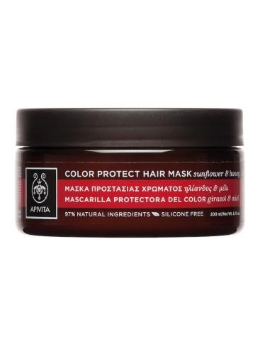 Apivita Μάσκα Προστασίας Χρώματος Για...