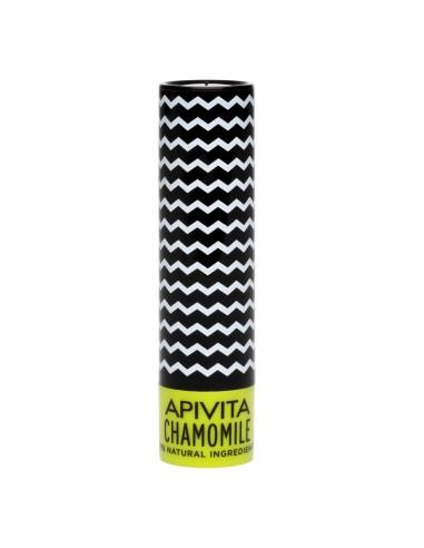 Apivita Lip Care Με Χαμομήλι Spf15  4,4g - 5201279058142