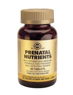 Solgar Prenatal Nutrients...