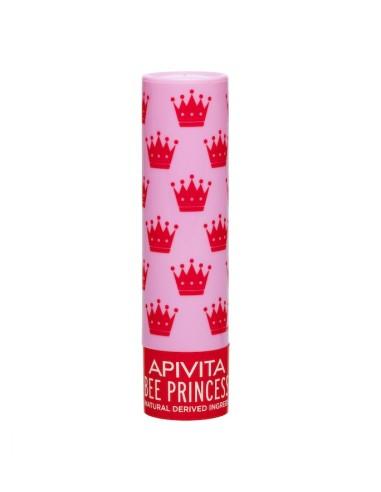 Apivita Lip Care Bee Princess Bio -...