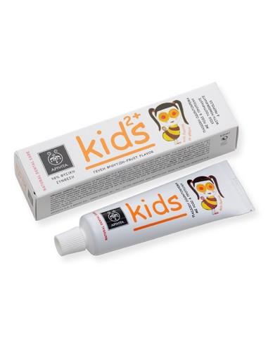 Apivita Οδοντοκρέμα Kids Με Ρόδι &...
