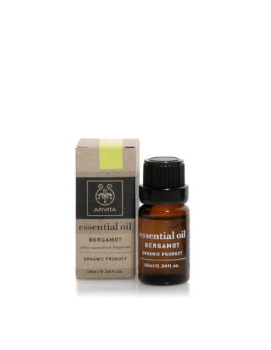 Apivita Essential Oil Bergamot - Περγαμόντο 10ml - 5201279004989