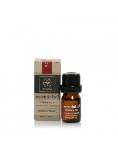 Apivita Essential Oil Cinnamon -...