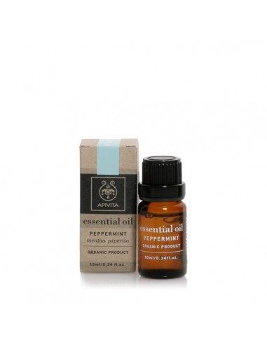 Apivita Essential Oil Peppermint -...