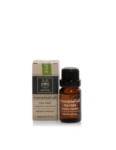 Apivita Essential Oil Tea Tree - Τεϊόδεντρο 10ml - 5201279005146