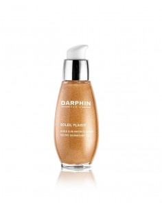 Darphin Soleil Plaisir Sultry Shimmering Oil 50ml - 882381085636