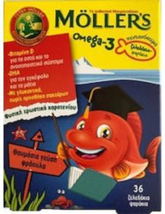Moller's Omega-3 Kids 36...