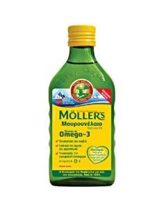 Moller's Cod Liver Oil...