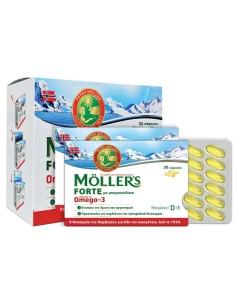 Moller's Omega-3 Forte 150...