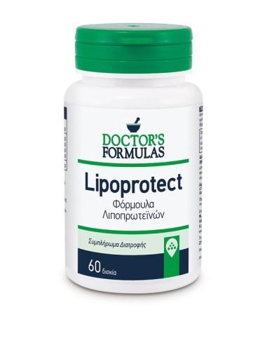 Doctor's Formulas Lipoprotect 60tabs - 5200403400123