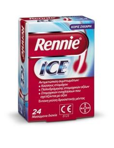 Rennie Ice 24μασ. Δισκία