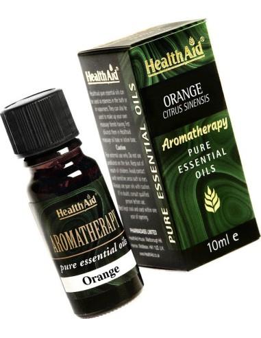 Health Aid Aromatherapy Orange Oil 10ml - 50799305