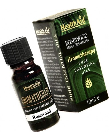 Health Aid Aromatherapy Rosewood Oil 10ml - 50799374