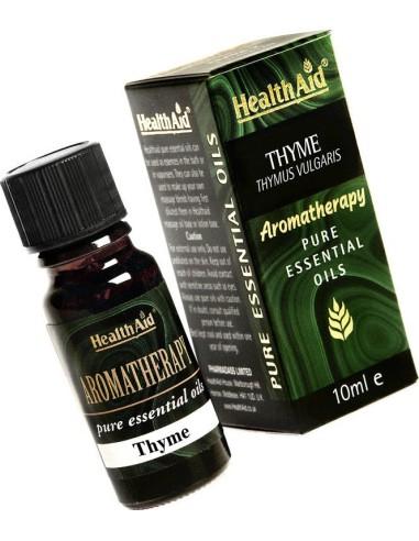 Health Aid Aromatherapy Τhyme Oil 10ml