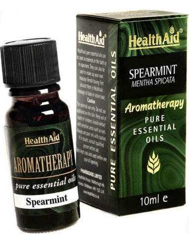 Health Aid Aromatherapy Spearmint Oil...