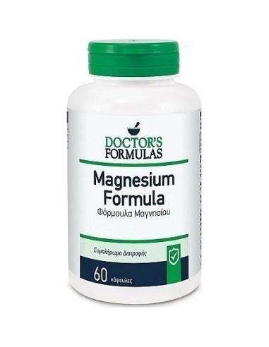 Doctor's Formulas Magnesium Formula 60caps - 5200403400352