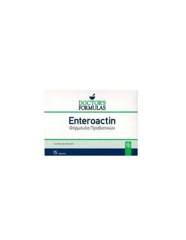 Doctor's Formulas Enteroactin 15caps - 5200403400345