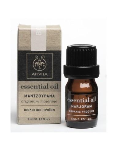 Apivita Essential Oil Marjoram -...