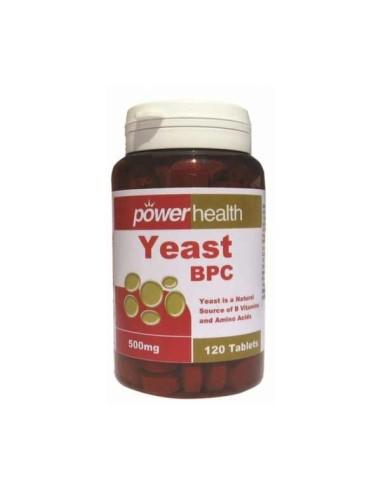 Power Health Power Yeast tabs 120s