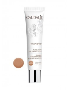 Caudalie Radiance Tinted Moisturizer Spf20 Medium 40ml - 3522930001645