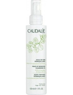 Caudalie Make-Up Removing Cleansing Oil 150ml - 3522931002351