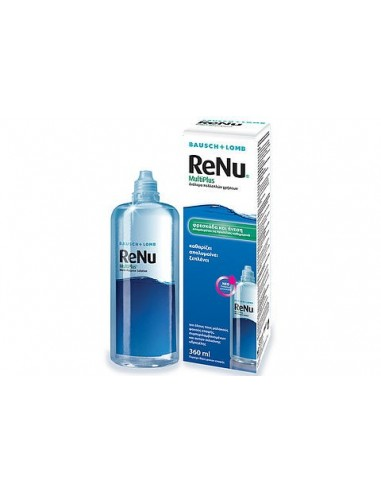 Renu Multiplus Multipurpose Solution...