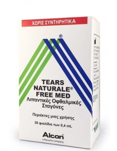 Alcon Tears Naturale Free...