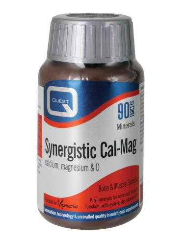 Quest Synergistic Cal-Mag 30tab