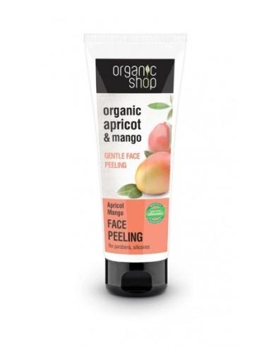 Natura Siberica Gentle Face Peeling Apricot Mango 75ml - 4744183012196