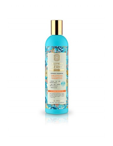 Natura Siberica Oblepikha Shampoo For Normal & Dry Hair 400ml - 4744183010338
